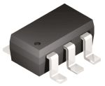 Product image for MOSFET N/P-Ch 60V 0.51A/0.34A SuperSOT6
