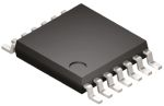 Product image for ADG604YRUZ Analog Devices, Analogue Switch Single 4:1, 3 V, 5 V, 14-Pin TSSOP