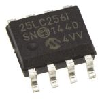Product image for 256k,32K X 8 , 2.5V Serial EE  SOIC-8