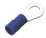 Product image for NYLON-INSULATED RING TERMINALS 16-14 A.W