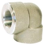 Product image for 1/2in F/Steel 316 90Elbow Joint