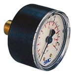 Product image for Gauge, 4bar, 40mm Dia, 1/8