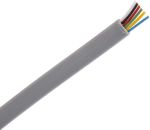 Product image for Grey PVC 6 way FCC 68 data cable 100m