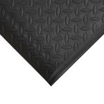 Product image for Orthomat Diamond Black 0.6m x 0.9m