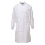 Product image for HOWIE COAT TEXPEL FINISH WHITE SIZE XL
