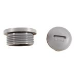 Product image for HPM20 SLATE METRIC M20 HOLE PLUG