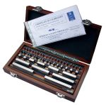 Product image for 81 piece grade 1 imperial gauge block se