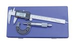 Product image for micrometer & digital caliper set