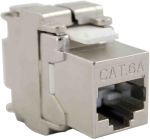 Product image for Female Cat6a RJ45 Connector