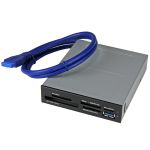 Product image for Startech USB 3 Internal Card Reader