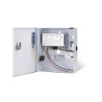 Product image for Metal Box 12Vdc 1A PSU W/Charger Circuit