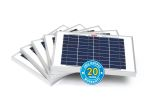 Product image for 10w RS Solar Panel Bulk Pack (5 Panels)