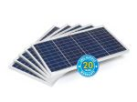 Product image for 30w RS Solar Panel Bulk Pack (5 Panels)