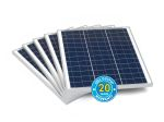 Product image for 45w RS Solar Panel Bulk Pack (5 Panels)