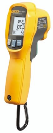 Product image for Fluke 62 MAX PLUS Infrared Thermometer