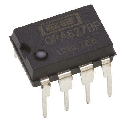Abbildung zeigt Operationsverstärker von Texas Instruments