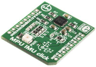 Beschleunigungssensor-IC