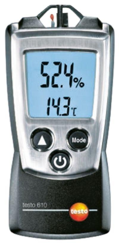 Ein Thermo-Hygrometer von Testo
