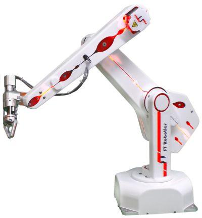 Bild eines Robotergreifarms