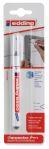 Product image for Edding Extra Fine Tip Black Marker Pen