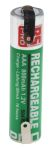 Product image for RS tagged AAA NiMh battery,1.2V 800mAh