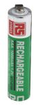 Product image for RS tagged AAA NiMh battery, 1.2V 1000mAh