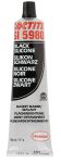 Product image for LOCTITE 5980 BLACK GASKET SEALANT 100ML