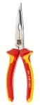 Product image for 200 mm Insulated Bent Long Nose Pliers