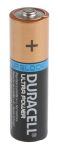 Product image for Duracell Ultra Power Alkaline AA Battery 1.5V