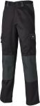 Product image for DICKIES EVERDAY TROUSER BLACK/GREY 30R