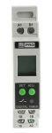 Product image for 18 Function Time Relay 24-240Vac/dc