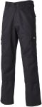 Product image for DICKIES EVERYDAY TROUSER BLACK 30S