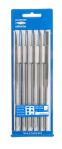 Product image for 6 PIECE NEEDLE FILE SET,160MM L CUT 2