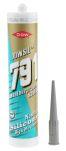 Product image for Geocel Geocel 791 Grey Sealant Paste 310 ml Cartridge