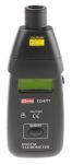 Product image for 5-digit laser tachometer,10-99999rpm 1mW