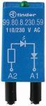 Product image for LED/Varistor module 110-240Vac/dc