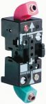 Product image for DIN RAIL MNT ASSOCIABLE SB 4MM PUSH IN