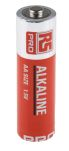 Product image for Non-Rechargeable AA Alkaline Battery