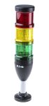 Product image for LED SIGNAL TOWER, RED/YELLOW/GREEN, 24V