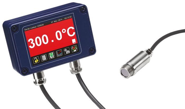 Temperatursensor und Messgerät