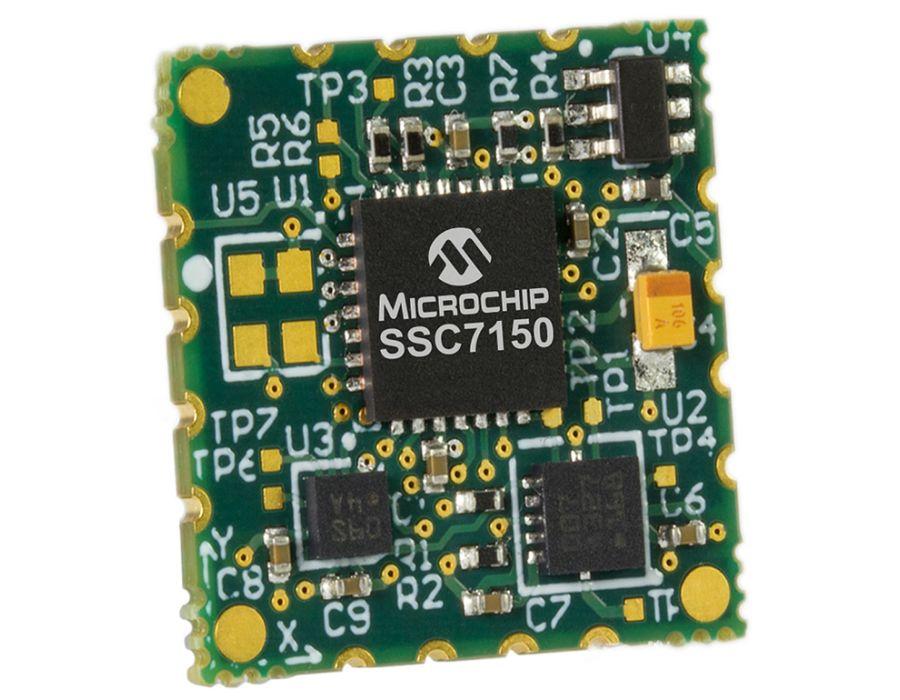 Sensor-IC zur Beschleunigungsmessung