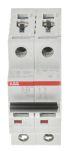 Product image for S200 MCB 63A 2 Pole Type C 10kA