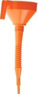 Product image for Funnel with flexi spout,160mm dia