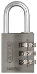 Product image for 30MM SELF SET COMBINATION PADLOCK