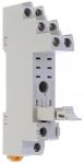 Product image for 8pin DIN rail/sface mtg socket for relay