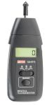 Product image for 5 digit single memory contact tachometer