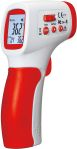 Product image for RS PRO RS-8806S Infrared Thermometer, Max Temperature +60°C, ±0.3°C, ±0.3°C, Centigrade, Fahrenheit