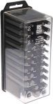 Product image for 045 piece HD power tool bit/socket set