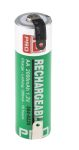 Product image for RS tagged AA NiMh battery,1.2V 2000mAh