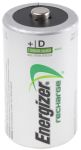 Product image for Energizer NiMH Rechargeable D Batteries, 2.5Ah